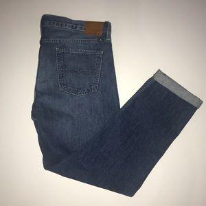 Women's Boyfriend Capri Lucky Brand Jeans